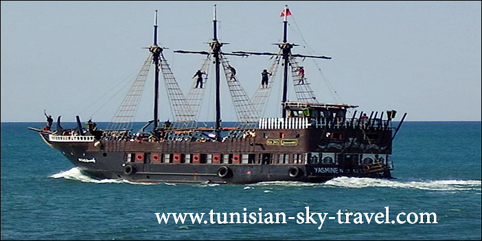 Excursion en tunisie